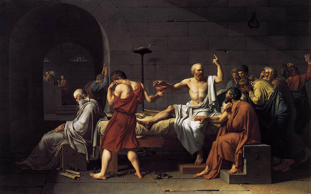 Hoşçakal Sokrates