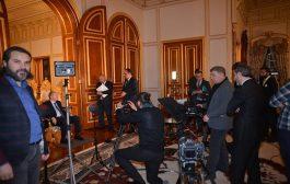 ''Bilgemiz Aliya İzzetbegoviç'' Televizyon Belgeselinde Sona Gelindi
