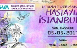 Türkiye Gençlik Vakfı Karikatür Yarışması (05 Mayıs 2017)