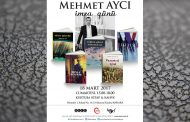 Mehmet Aycı İmza Günü