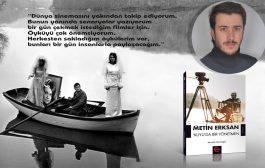 Mücahit Gündoğdu İle İlk Kitabı Metin Erksan Biyografisi Üzerine Ali Güney Konuştu