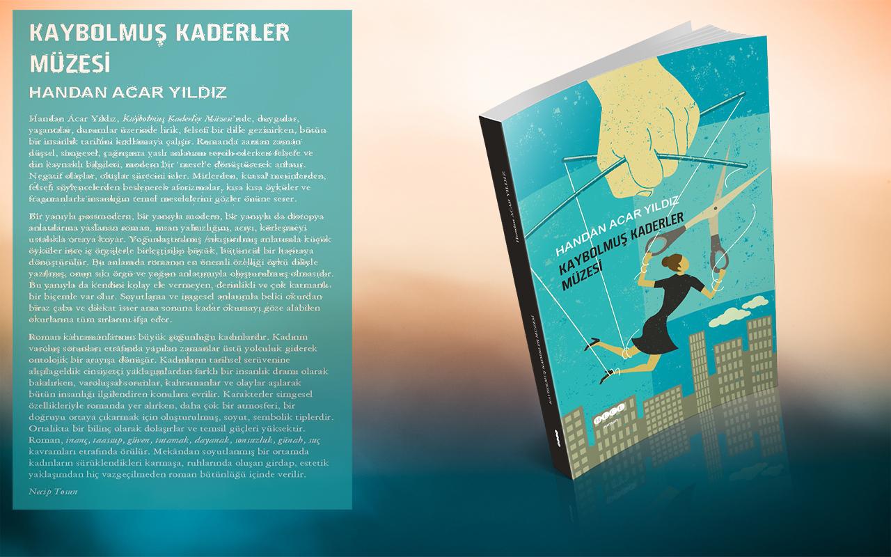Handan Acar Yıldız'dan İlk Roman: