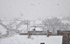 Kar Yağışının Getirdiği Sıcaklık
