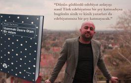 Hasan Harmancı ile İlk Öykü Kitabı Uyanmak Üzere Olan Bir Adam'ı Konuştuk