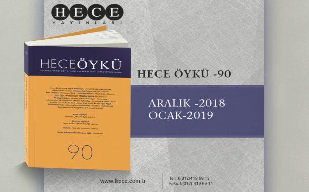 HECE ÖYKÜ - 90 ÇIKTI