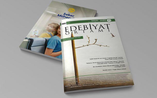 Edebiyat Oratamı Kasım-Aralık Sayısı Çıktı