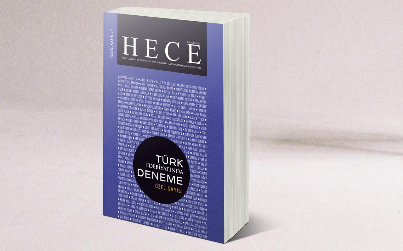 Hece'den 40. Özel Sayı: Türk Edebiyatında Deneme